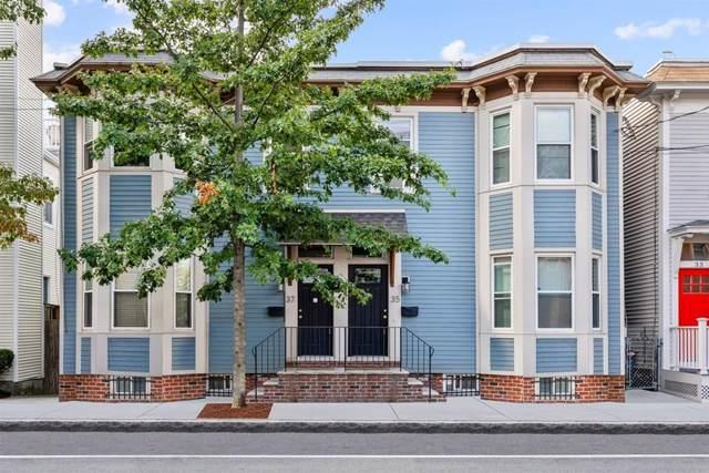35 Fulkerson St, Cambridge, MA 02141 (MLS #72572522) :: Berkshire Hathaway HomeServices Warren Residential