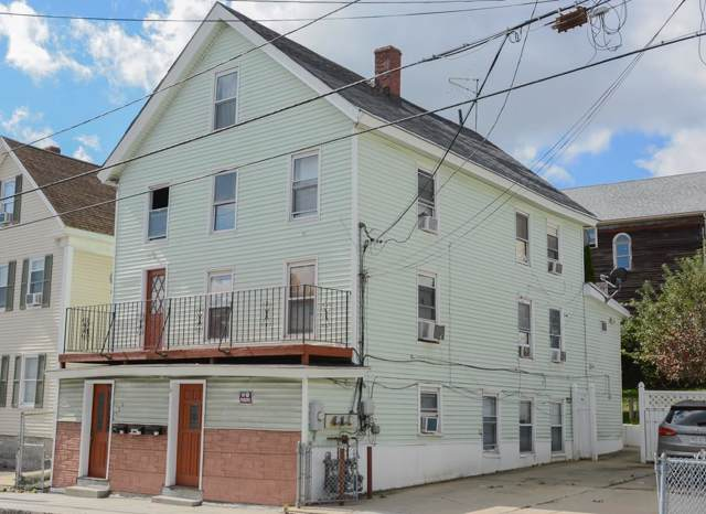 321-323 Lawrence Street, Lowell, MA 01852 (MLS #72572795) :: RE/MAX Vantage