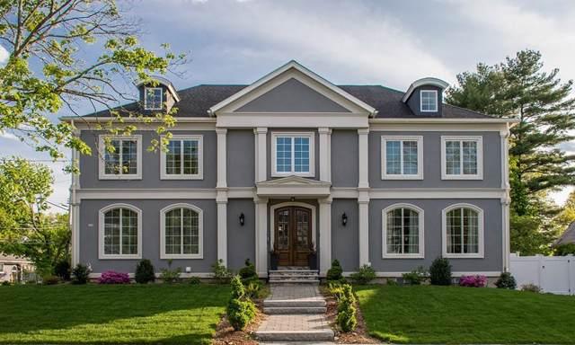 45 Indian Ridge Rd, Newton, MA 02459 (MLS #72572859) :: Vanguard Realty