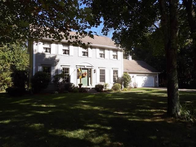12 Deerbrook Drive, Granby, MA 01033 (MLS #72572899) :: Maloney Properties Real Estate Brokerage