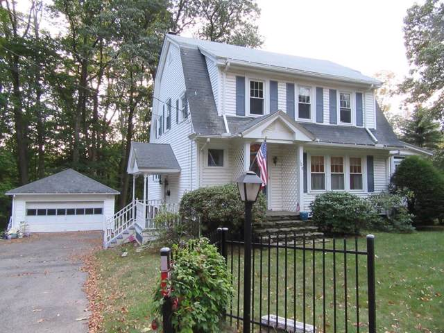 109 Pleasant St, Paxton, MA 01612 (MLS #72573064) :: Parrott Realty Group