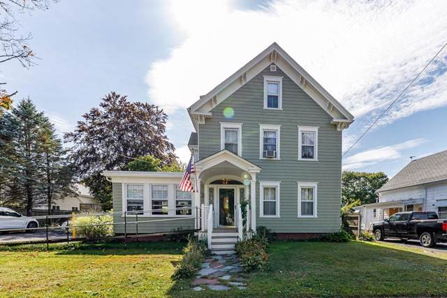 118 High St, Wareham, MA 02571 (MLS #72573082) :: DNA Realty Group
