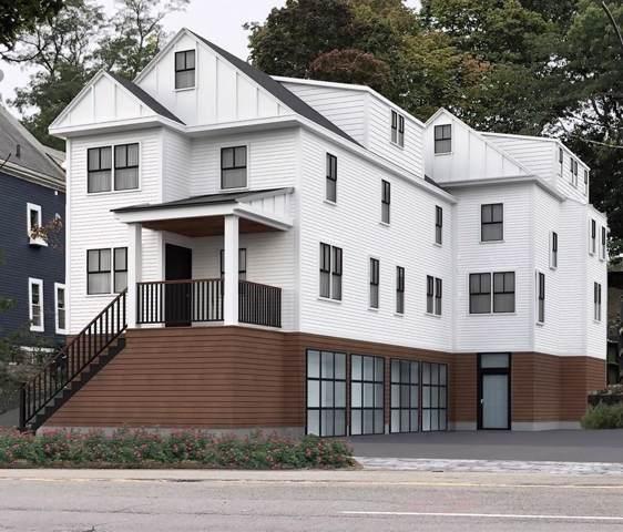 705 Hammond St B, Brookline, MA 02467 (MLS #72573312) :: Trust Realty One