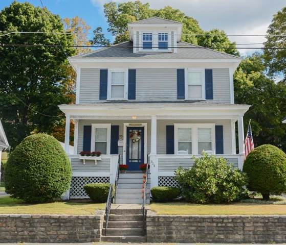 314 Wentworth Ave, Lowell, MA 01852 (MLS #72573406) :: Kinlin Grover Real Estate