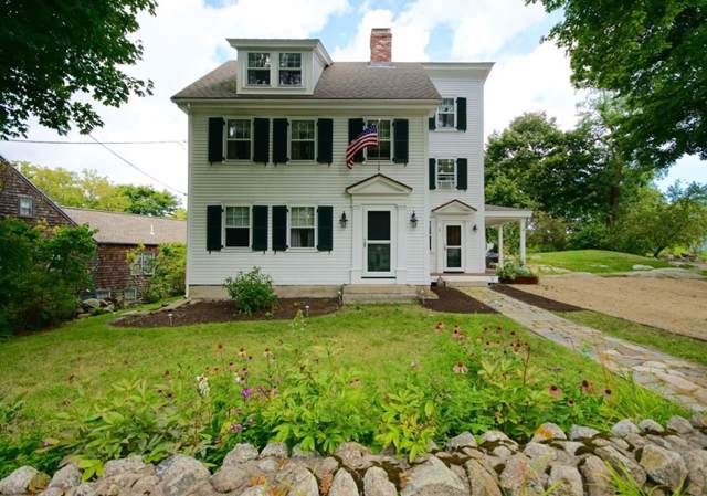 1 South St, Rockport, MA 01966 (MLS #72573413) :: Primary National Residential Brokerage