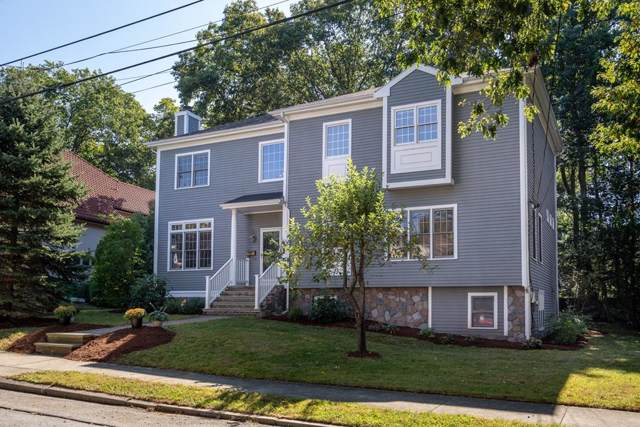 32 Sycamore Road, Newton, MA 02459 (MLS #72573591) :: Charlesgate Realty Group