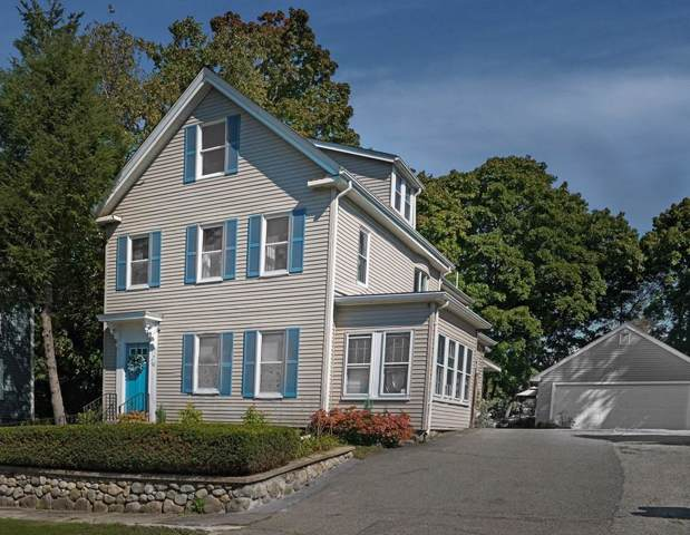 50 Gould Street #2, Stoneham, MA 02180 (MLS #72573592) :: The Muncey Group