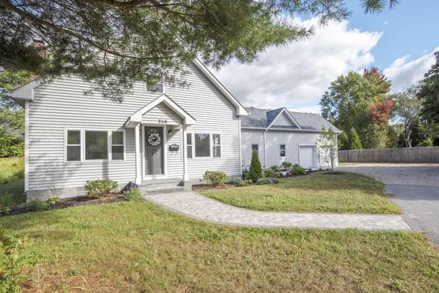 256 Huttleston Ave, Fairhaven, MA 02719 (MLS #72573623) :: RE/MAX Vantage