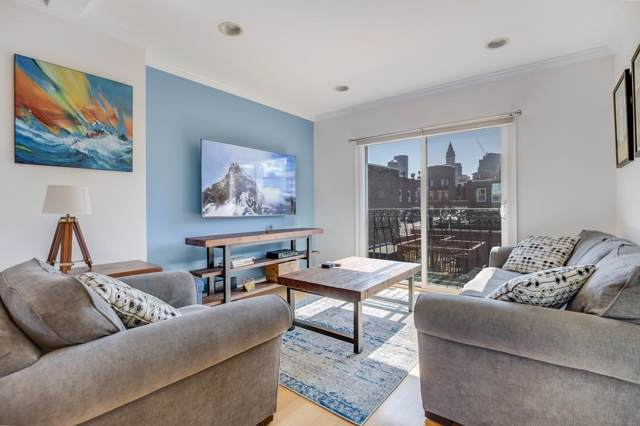 17 Clark St #3, Boston, MA 02109 (MLS #72573853) :: Atlantic Real Estate