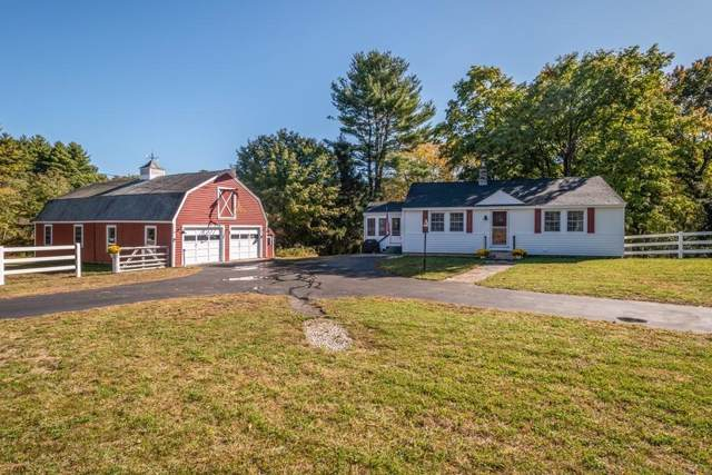 905 Main Street, Acton, MA 01720 (MLS #72574150) :: The Muncey Group