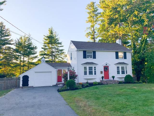 51 Dover Terrace, Westwood, MA 02090 (MLS #72574220) :: Trust Realty One