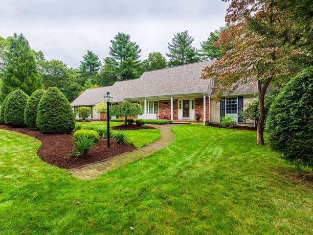 4 Oak Ridge Dr, Easton, MA 02356 (MLS #72574264) :: Vanguard Realty