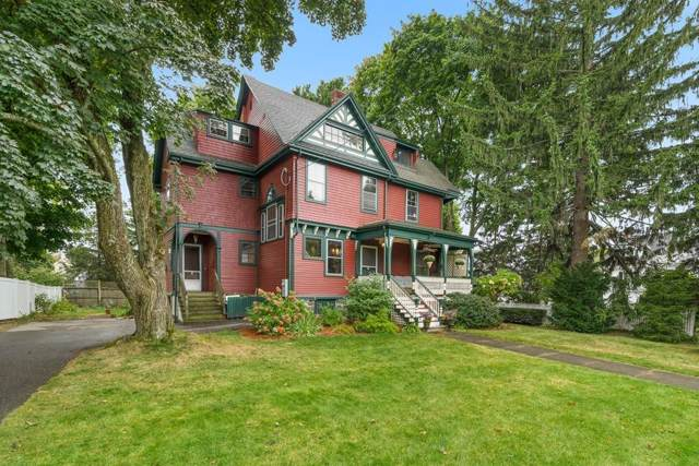 107 E Emerson St, Melrose, MA 02176 (MLS #72574291) :: Trust Realty One