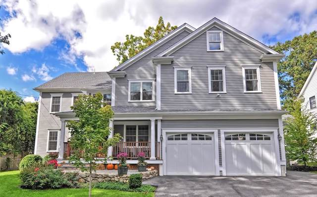 47 Rae Ave, Needham, MA 02492 (MLS #72574444) :: The Gillach Group