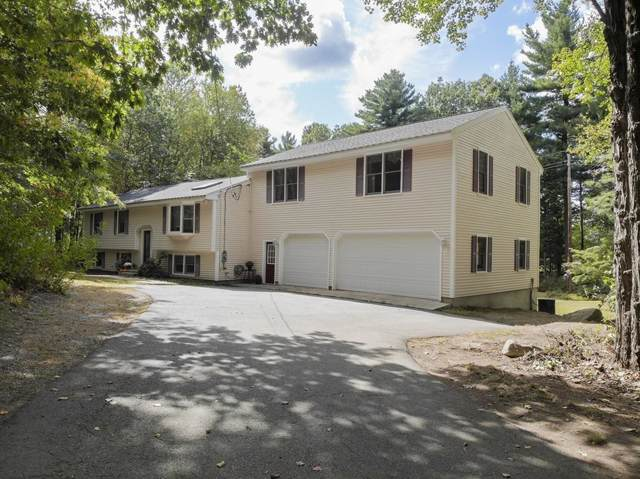 266 Groton Rd, Chelmsford, MA 01863 (MLS #72574530) :: Exit Realty