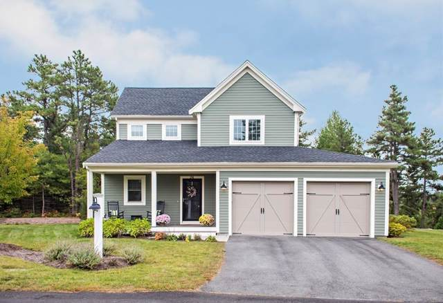 24 Inkberry Lane, Plymouth, MA 02360 (MLS #72574573) :: Trust Realty One