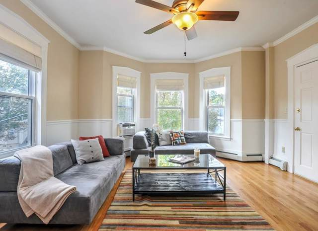 33 Aspinwall Ave #4, Brookline, MA 02446 (MLS #72574611) :: Trust Realty One