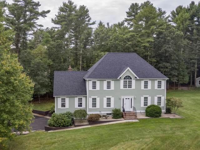 1 Great Cedar Crossing, Lakeville, MA 02347 (MLS #72574666) :: Kinlin Grover Real Estate