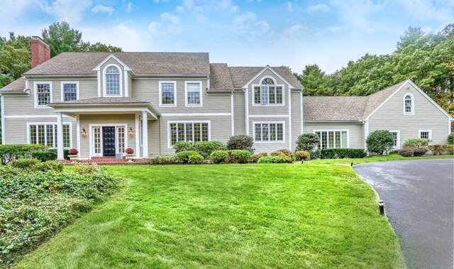 60 Ridge Road, Westwood, MA 02090 (MLS #72574876) :: Trust Realty One