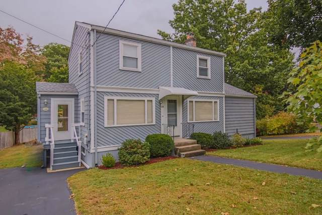 144 Winn Street, Burlington, MA 01803 (MLS #72574882) :: Westcott Properties