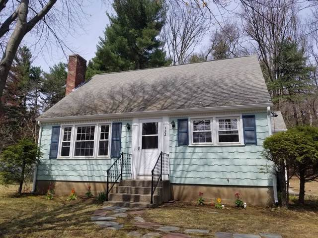 152 Northgate Road, Northborough, MA 01532 (MLS #72574954) :: Exit Realty