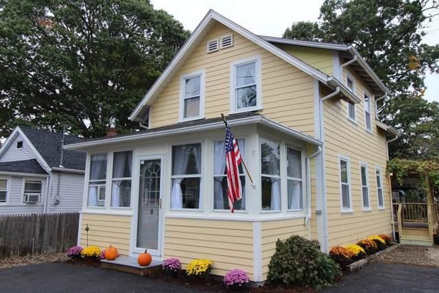 6 Swift Ave, Wareham, MA 02571 (MLS #72575000) :: Kinlin Grover Real Estate