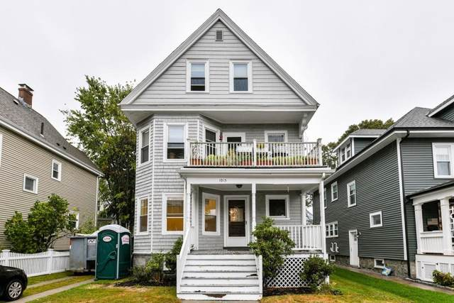 1015 South St, Boston, MA 02131 (MLS #72575034) :: Trust Realty One