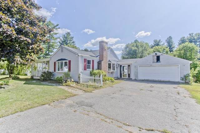 99 Willowbrook Dr, Springfield, MA 01129 (MLS #72575206) :: Vanguard Realty