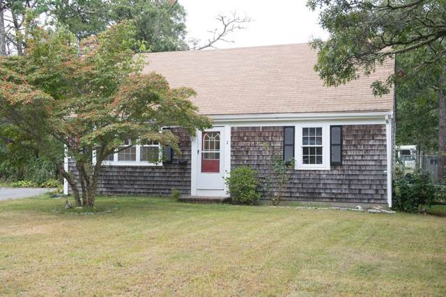 2 Constance Ave, Yarmouth, MA 02673 (MLS #72575495) :: Vanguard Realty
