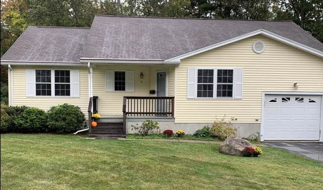 8 Deerfield Cir, Auburn, MA 01501 (MLS #72575520) :: Trust Realty One