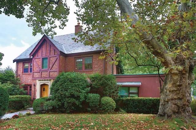 111 Jordan Rd, Brookline, MA 02446 (MLS #72575630) :: The Gillach Group