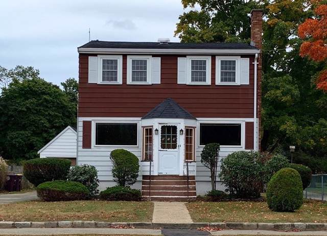 519 Pleasant St, Weymouth, MA 02190 (MLS #72575750) :: Kinlin Grover Real Estate