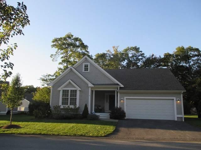 15 Windsor Dr #15, Westport, MA 02790 (MLS #72575858) :: Welchman Torrey Real Estate Group