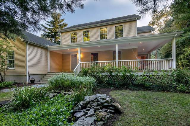 7 Olde Meadow Rd, Marion, MA 02738 (MLS #72576140) :: Exit Realty