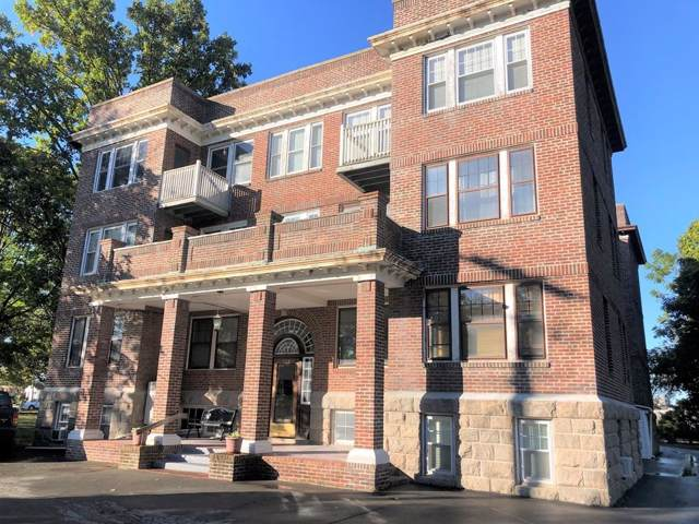 138 Main Street #8, Fairhaven, MA 02719 (MLS #72576221) :: RE/MAX Vantage