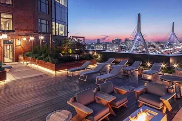 100 Lovejoy Wharf 9P, Boston, MA 02114 (MLS #72576299) :: Driggin Realty Group