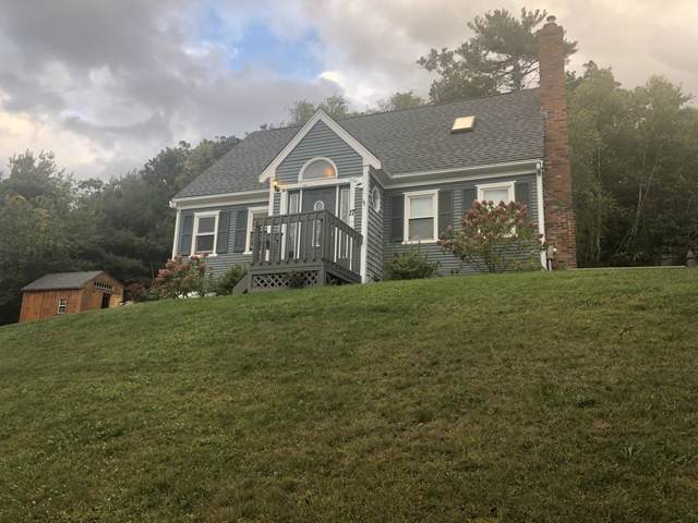 17 Ferry Ln, Plymouth, MA 02360 (MLS #72576406) :: Exit Realty
