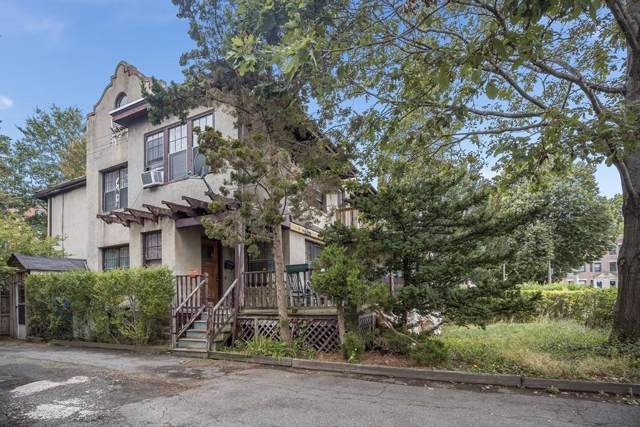 235-237 Chestnut Hill Ave, Boston, MA 02135 (MLS #72576567) :: Vanguard Realty
