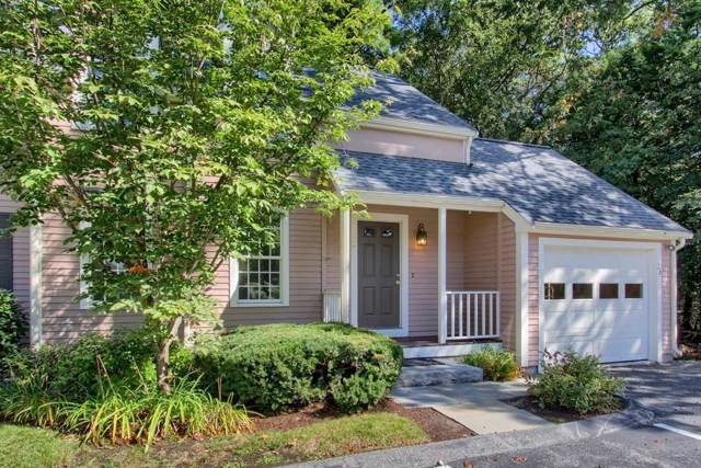 28 Center Village Dr #28, Concord, MA 01742 (MLS #72576790) :: Trust Realty One