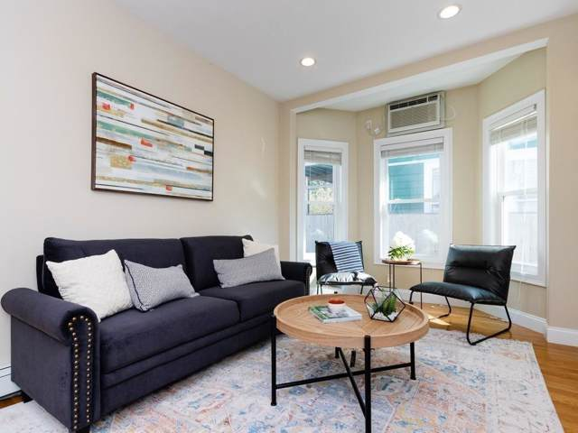 45 Catherine St. #1, Boston, MA 02131 (MLS #72576851) :: Trust Realty One
