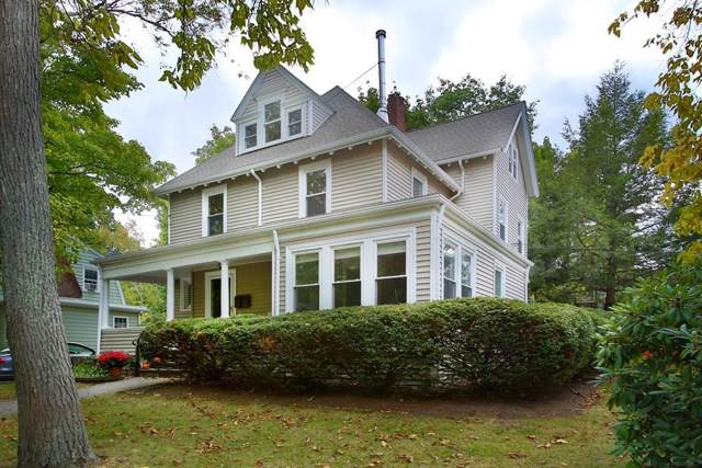22 Jenison A, Newton, MA 02460 (MLS #72576870) :: Exit Realty