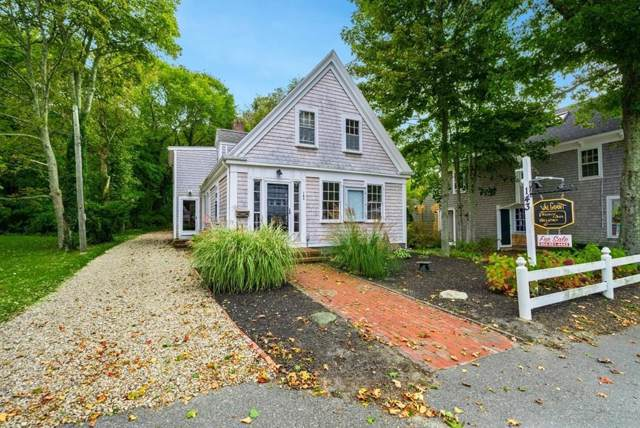 143 Route 6A, Yarmouth, MA 02675 (MLS #72576918) :: Trust Realty One