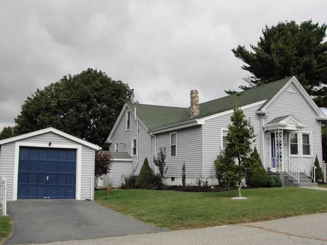 128 Sherman Street, Dartmouth, MA 02748 (MLS #72576928) :: Trust Realty One