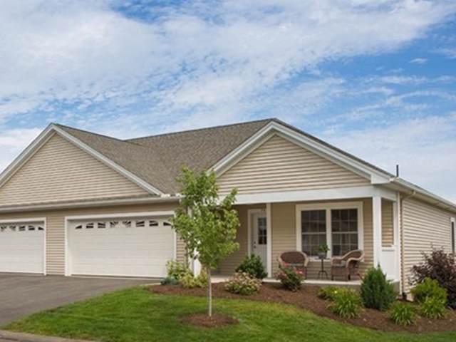 105 Cherry Drive #105, Wilbraham, MA 01095 (MLS #72577041) :: Trust Realty One