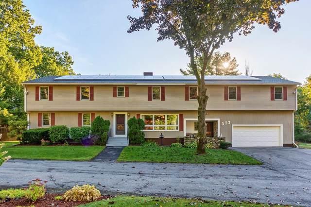 573 Marshall Rd, Fitchburg, MA 01420 (MLS #72577106) :: Westcott Properties
