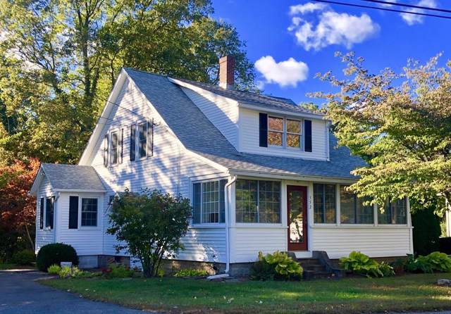 352 Poplar Street, Agawam, MA 01030 (MLS #72577180) :: Westcott Properties