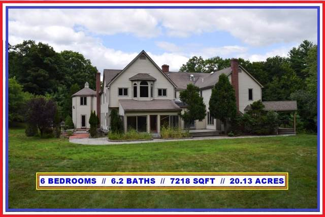 1250 Main Street, Boylston, MA 01505 (MLS #72577188) :: The Duffy Home Selling Team