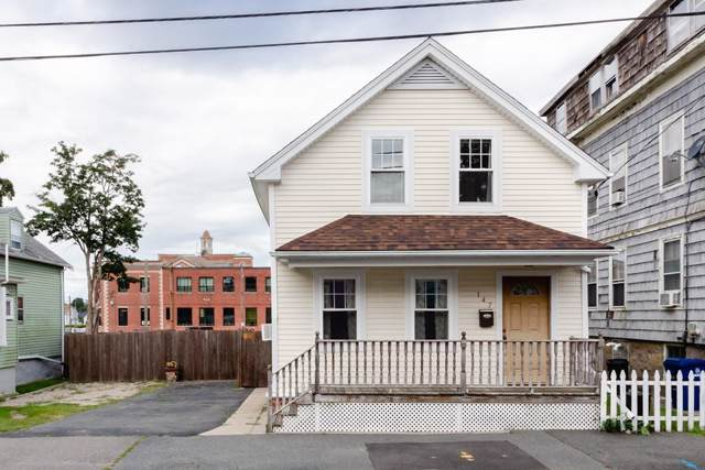 147 Cedar St, New Bedford, MA 02740 (MLS #72577215) :: RE/MAX Vantage