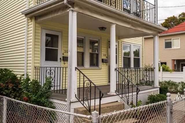 36-38 Lawn St, Cambridge, MA 02138 (MLS #72577406) :: The Gillach Group
