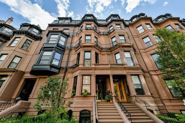 193 Beacon #1, Boston, MA 02116 (MLS #72577560) :: The Gillach Group
